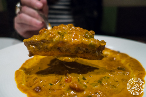 Haldi paneer at   Haldi, Indian restaurant in Curry Hill, NYC, New York