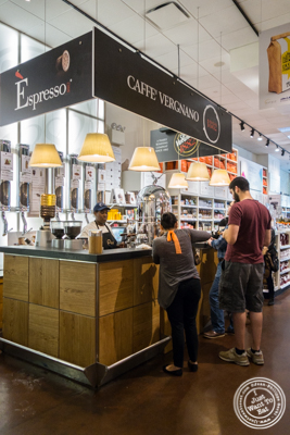Caffe Vergnano, Eataly in NYC, Ne  w York