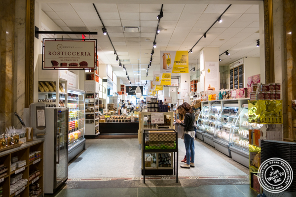 Eataly in NYC, New York