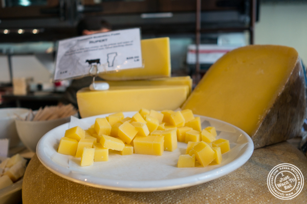 Beecher's cheese shop in NYC, New York
