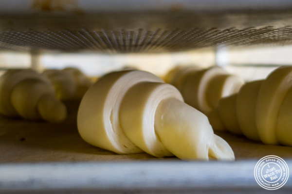 Croissants at Breads bakery in NYC, New York