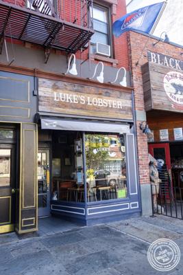 Luke's Lobster in Hoboken, NJ
