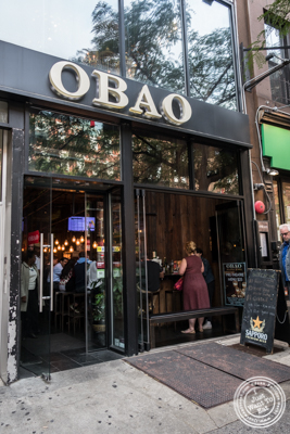 OBAO, South East Asian cuisine in Hell's Kitchen
