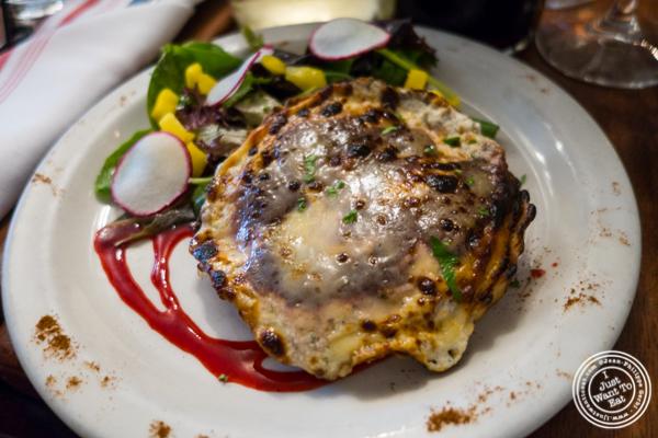 Goat cheese tartatLa Sirene, French Restaurant, NYC, New York