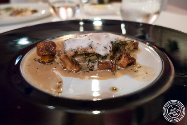 Pacific oyster atBouley in TriBeCa, NYC, New York