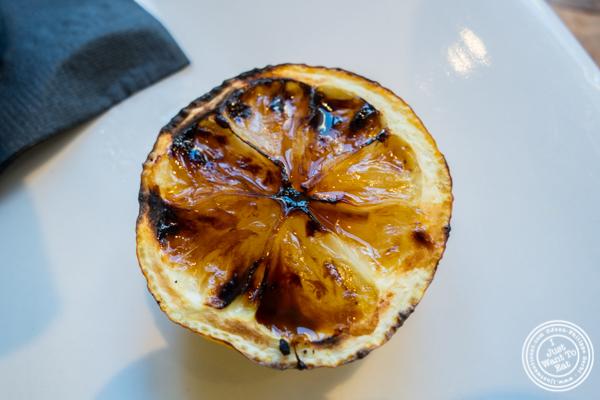 Lemon at The Harold in NYC, New York