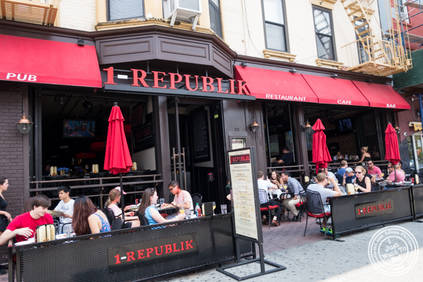1Republik in Hoboken, New Jersey