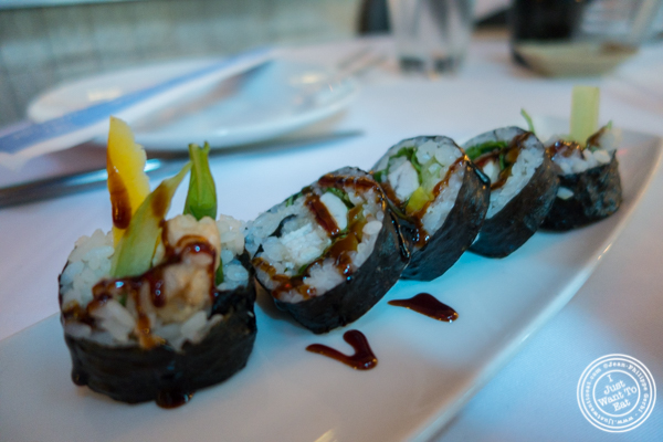 Maki of the day at Blue Water Grill in NYC, New York