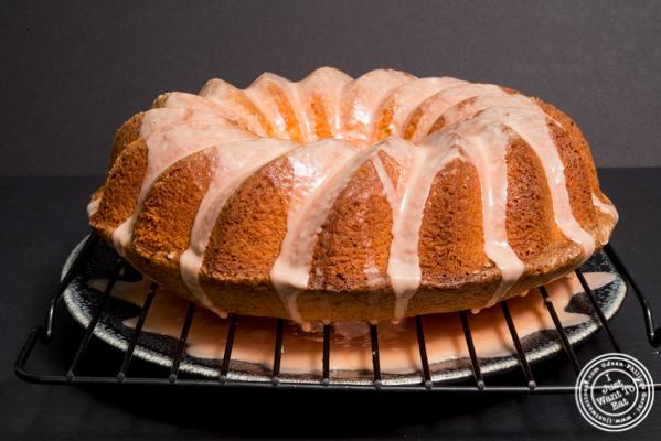 Red Velvet NYC: olive oil cake