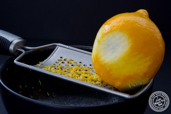 Recipe: Olive Oil Cake - Meyer lemon zest