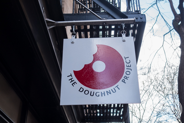 The Doughnut Project in NYC, New York
