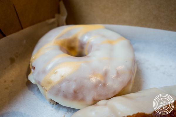 The Bulletproof Tiger at The Doughnut Project in NYC, New York