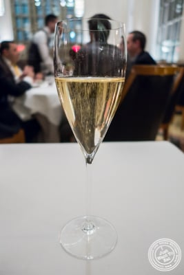 2009 sparkling wine from Sparkling Pointe at Eleven Madison Park in NYC, New York