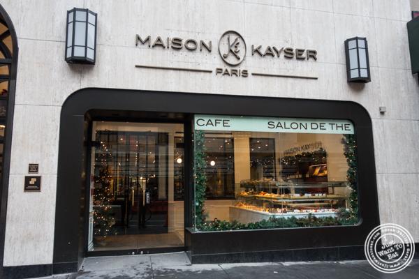 Maison Kayser Bryant Park, NYC, New York