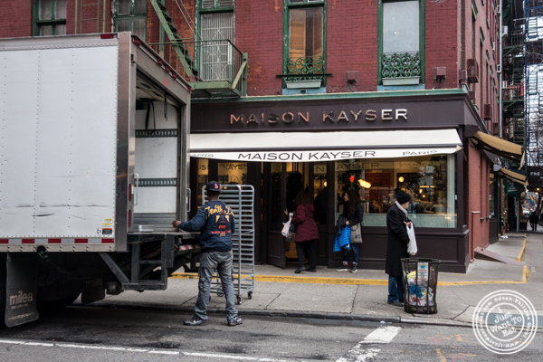 Maison Kayser in the West Village, NYC, New York