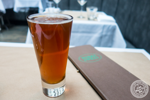 Cooper Vintage Ale at Burke and Wills, Upper West Side, NYC, New York