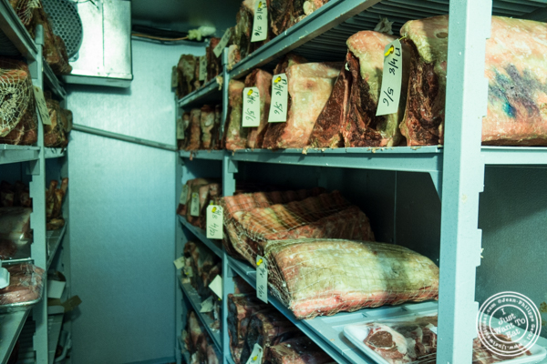 Dry-aged box at Rocco Steakhouse in NoMad, NYC