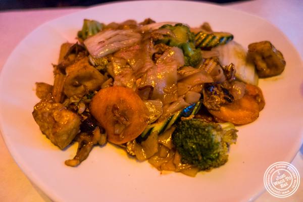 Pad See Ew at Yum Yum BangKok, Thai Restaurant in Hell's Kitchen