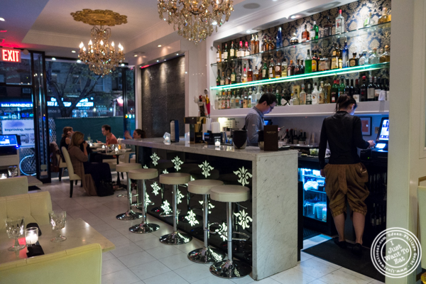 Bar area at Bangkok Cuisine Upper East Side, NYC