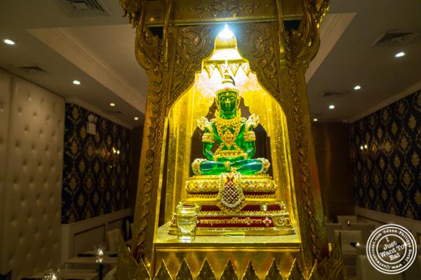 Buddha at Bangkok Cuisine Upper East Side, NYC