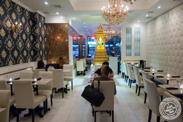 Dining room at Bangkok Cuisine Upper East Side, NYC