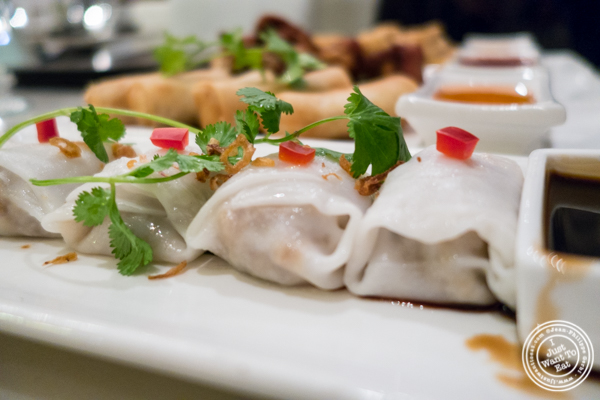 Authentic Thai crepes at Bangkok Cuisine Upper East Side, NYC