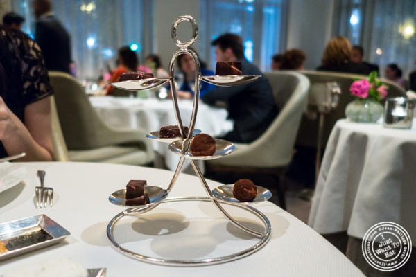 Chocolates at Jean-Georges in NYC, New York