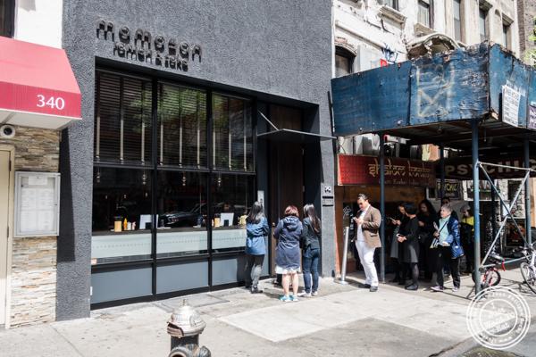 Momosan Ramen and Sake in NYC, New York