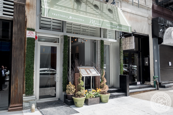 Gran Morsi, Italian restaurant in TriBeCa, NYC