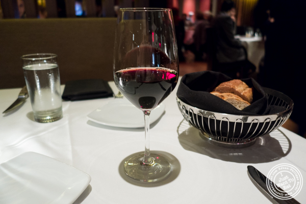 Chateau Greysac 2013 from Bordeaux, France at Reserve Cut at The Setai in the Financial District, NY
