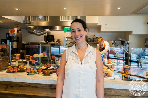 Marina Halpern from Padoca on the Upper East Side, NYC