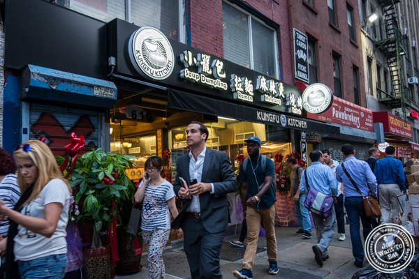 KungFu Kitchen in Times Square, NYC