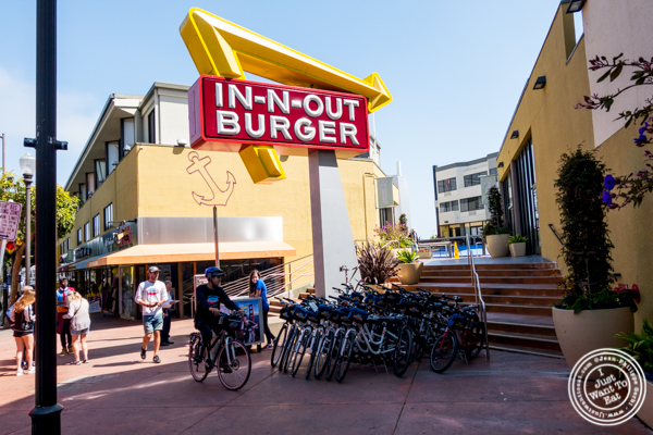 In-N-Out Burger in San Francisco, CA