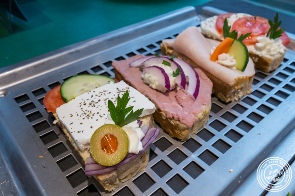 Sandwiches at Duran Sandwiches in NYC, NY