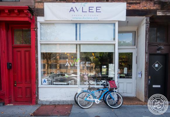 Avlee Greek Kitchen in Brooklyn, NY