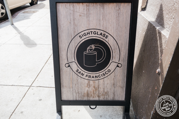 Sightglass Coffee in San Francisco, CA