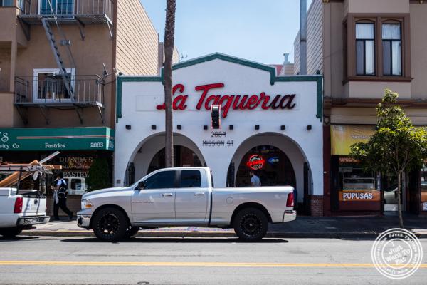 La Taqueria in San Francisco, CA