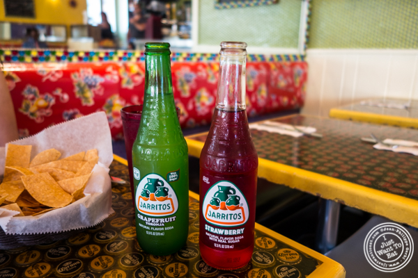 Sodas at El Centro in Hell's Kitchen, NYC