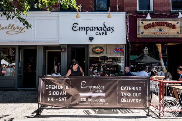 Empanadas Café in Hoboken, NJ