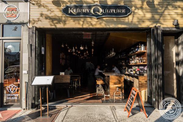 Kurry Qulture in Astoria, Queens