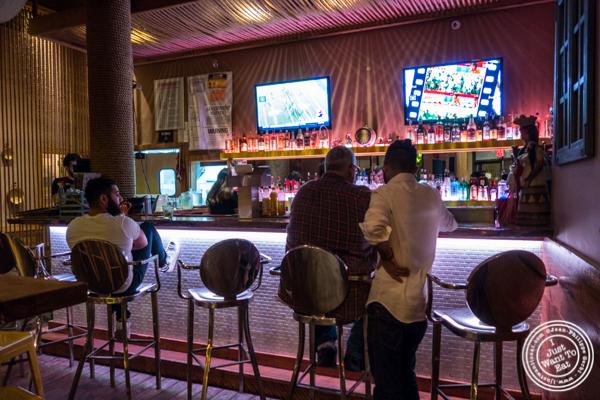 Bar at Beija Flor, Long Island City