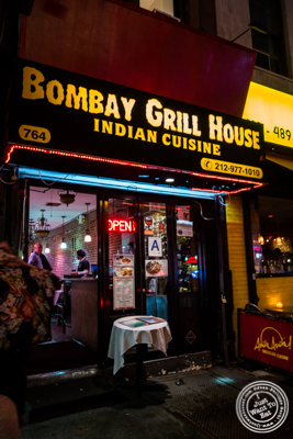 Bombay Grill House in Hell's Kitchen