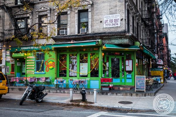 Esperanto in Alphabet City, NYC