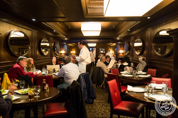 The Old Homestead Steakhouse In Nyc Ny I Just Want To Eat Food Blogger Nyc Nj Best Restaurants Reviews Recipes