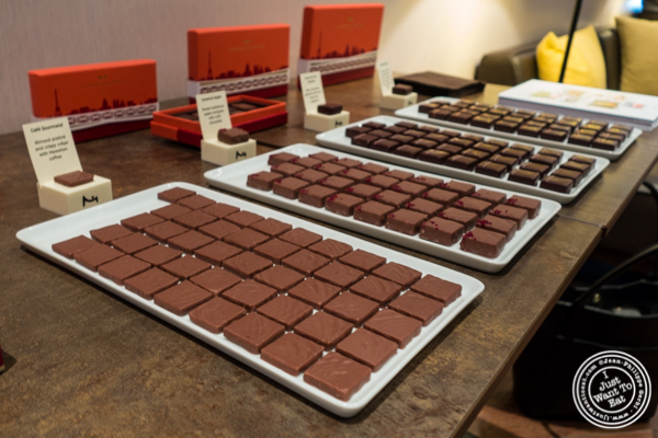 Valentine's 2017 Collection from La Maison du Chocolat, Upper East Side, NYC, New York