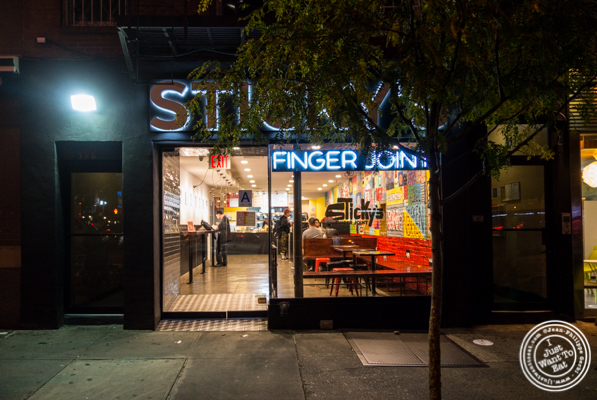 Sticky's Finger Joint in Hell's Kitchen, NYC