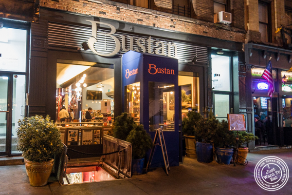 Bustan on the Upper West Side, NYC
