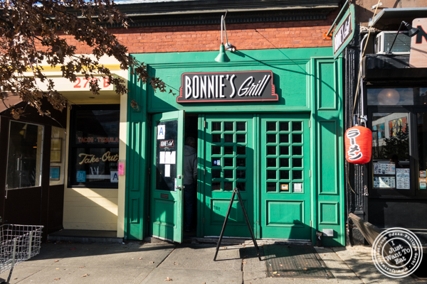 Bonnie S Grill In Park Slope Brooklyn I Just Want To Eat