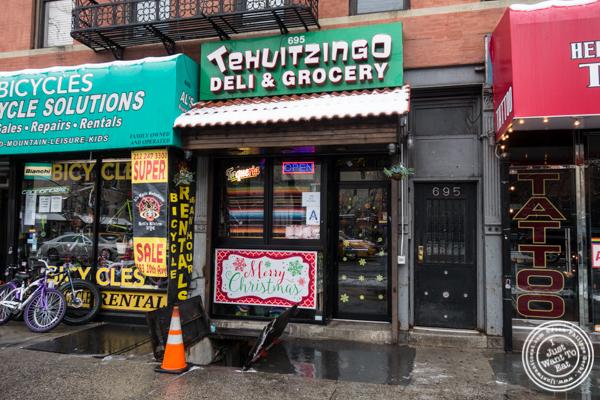 Tehuitzingo in Hell's Kitchen