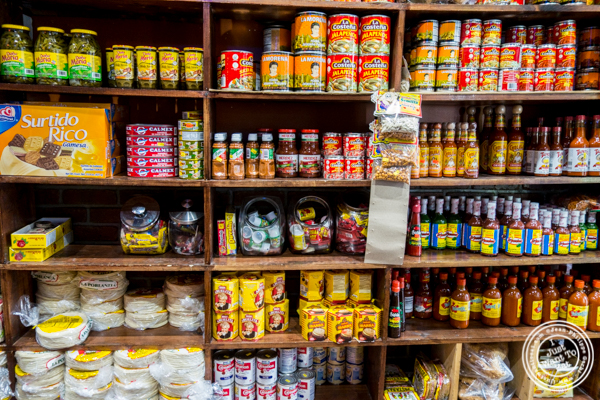 Market at Tehuitzingo in Hell's Kitchen